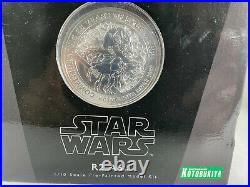 Star Wars Celebration VI Exclusive ArtFX+ R2-A6 Model Kit Figure 1/10 Scale Used