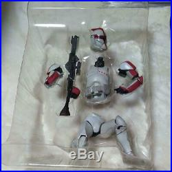 Star Wars Clone Trooper 1/7 scale pre-painted soft vinyl model kit limited
