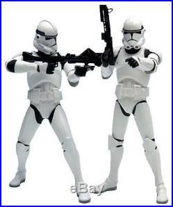 Star Wars Clone Trooper 2-Pack ARTFX+ Model Kit