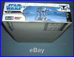 Star Wars Clone Wars Revell At-at Model 2008 Mib See Pics! New