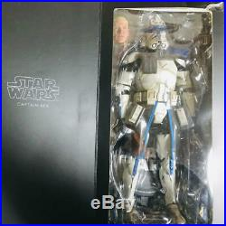Star Wars Clone troopers Captain Rex Phase 2 Armor version 1/6 Side Show Rare