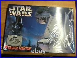 Star Wars Commemorative Edition Shuttle Tydirium Model Kit AMT/ERTL Iconic 1996