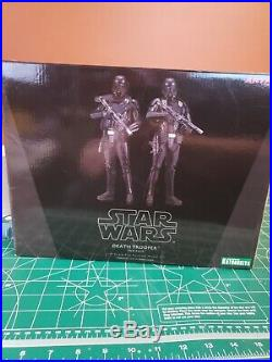 Star Wars DEATH TROOPER Two Pack ARTFX+1/10 Scale Model Kit from Kotobukiya