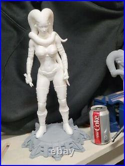 Star Wars Darth Talon Statue (Model Kit) 1/4 scale NOT premium format