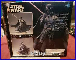 Star Wars Darth Vader 1/7 Sof Vinyl Model Kit ArtFX Kotobukiya NIB