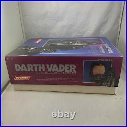 Star Wars Darth Vader Kaiyodo Screamin' Model Figure Kit 1/6 Scale Original Box