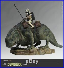 Star Wars Dewback 112 Scale Resin Model kit from StannArts