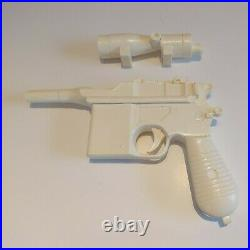 Star Wars Empire Strikes Back Luke/Han Solo Blaster 3D Resin 11 Prop/Model Kit