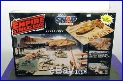 Star Wars Empire Strikes Back Rebel Base MPC Model kit 1981 Mint Sealed