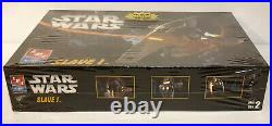 Star Wars Encounter With Yoda On Dagobah Kit & Slave 1 Model Kits (bp)