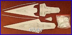 Star Wars Executor Super Star Destroyer Large Scale Resin Model Kit