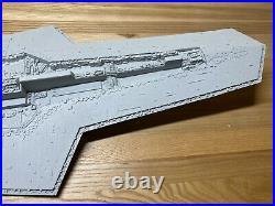 Star Wars Executor Super Star Destroyer Large Scale Resin Model Kit 3