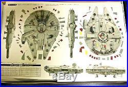 Star Wars Fine Molds 1/72 Millennium Falcon Model Kit (SW-6) Japan