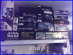 Star Wars Finemolds Fine Molds Millennium Falcon Plastic Model Kit New
