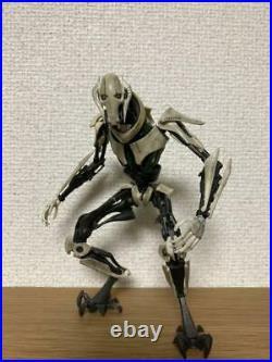 Star Wars General Grievous 1/12 Scale Plastic Model Kit Bandai
