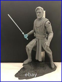 Star Wars-General Kenobi 1/6 Scale Resin Model Fan Art