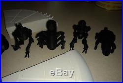 Star Wars Holochess Set! 12 Piece 3d Printed Dejarik Model Kit. You Paint