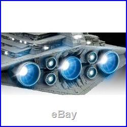 Star Wars Imperial Star Destroyer 12700 Level 5 Revell Technik Model Kit