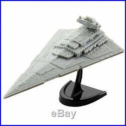 Star Wars Imperial Star Destroyer Model Kit by ZVEZDA 9057 1/2700 New in box