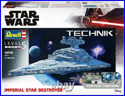 Star Wars Imperial Star Destroyer Technik Light & Sound Effect 12700 Model Kit