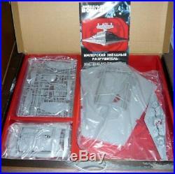 Star Wars Imperial Star Destroyer Toy Model Kit ZVEZDA 9057 1/2700 scale NEW