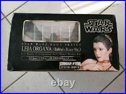 Star Wars KOTOBUKIYA Leia Slave ARTFX 1/7 pre paint model kit