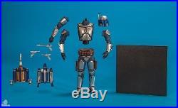 Star Wars Kotobukiya ARTFX + Jango Fett 110 Scale Pre-Painted Model Kit
