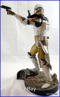 Star Wars Kotobukiya Clone Commander Bly Model Kit