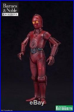 Star Wars Kotobukiya R-3PO Droid ArtFX+ 1/10 Model
