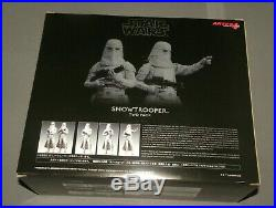 Star Wars Kotobukiya Snowtrooper Two Pack 1/10 Pre Painted Model Kit ArtFX