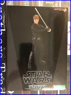 Star Wars Luke Skywalker Artfx+ Kotobukiya 1/10 Scale Model Kit (Pre-Painted)