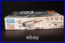 Star Wars Luke Skywalker X-wing Model Kit