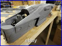 Star Wars Mandalorian Razor Crest 1/10 Model For 6 Black Series figures