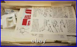 Star Wars Maxi Brute X-Wing Fighter Flying Model Rocket 1977 Estes