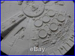 Star Wars Millennium Falcon 1/144 Vinyl Model Kit Argo Nauts