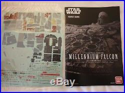 Star Wars Millennium Falcon Bandai Perfect Grade 1/72 Model Kit Standard Ver. UK