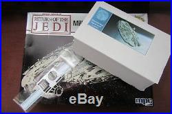 Star Wars Millennium Falcon+ Blue Moon accurizing set MPC original ROTJ issue