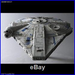 Star Wars Millennium Falcon (Land Calisian Ver.) 1/144 Scale Plastic model New