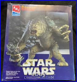 Star Wars Model Kit Rancor Amt/ertl Vinyl 8171 Collector Edition New Sealed