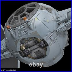 Star Wars Model Kit Spacecraft Vehicle Original Trilogy 003 1/72 TIE Fighter