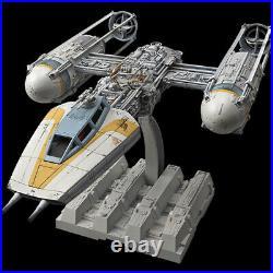Star Wars Model Kit Spacecraft Vehicle Original Trilogy 007 1/72 Y-Wing Fighter