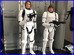 Star Wars Model Kit Stormtrooper 1/6 Bandai Luke and Han Stormtrooper disguise
