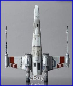 Star Wars Model Kit X-Wing Starfighter 1/48 Moving Edition Bandai Japan