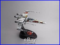 Star Wars Model Kit X-Wing Starfighter 1/48 Moving Edition Bandai Japan NEW