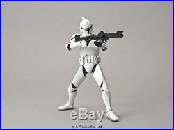 Star Wars Model kit 1/12 Clone Trooper Bandai Japan NEW PreOrder