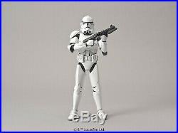 Star Wars Model kit 1/12 Clone Trooper Bandai Japan New