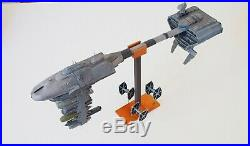 Star Wars Nebulon B EF76 Escort Frigate x-wing model kit