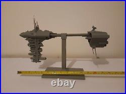 Star Wars Nebulon-B Frigate Model 13In High Quality Kit Display Piece