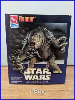 Star Wars RANCOR Collector Edition Monster Model Kit AMT ERTL 12 Vinyl 8171