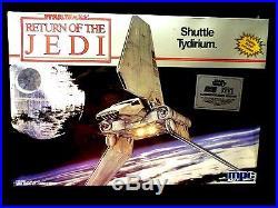 Star Wars ROTJ Shuttle Tydirium Commemorative Ed Model Kit 1992 New MCP Ertl